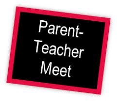 Parent Teacher Meet on 23/08/2021